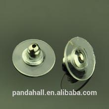 Small Quantity 50PC Earnuts Protektor Earring Backs(X-KK-E446-14P)