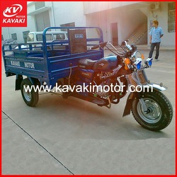 Guangzhou KAVAKI MOTOR 200cc Three Wheel Motorcyle/Triciclo/Motorcycle Vehicle