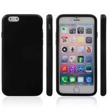 For iphone 6 tpu rubber gel ultra thin case, high quality tpu custom cover cases for apple iphone 6 4.7 inch