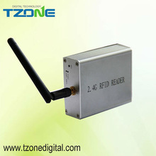 access control rs 232 interface 2.45ghz module wireless RFID reader active