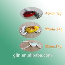 ODM Janpanese soft fishing lure frog