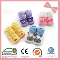 2015 New for Wholesales,Cotton knitted baby booties MOQ 50prs/design