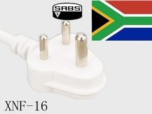 South Africa SABS ps3 slim power cord