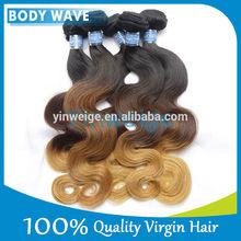 Unique brazilian hair cheap ombre remy tape hair extension