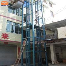China home hydraulic lift elevator/hydraulic goods lift/electric lift mechanism