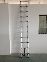 EN131 flexible aluminum telescopic ladders,werner super ladders