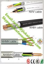 lv/mv/hv xlpe power cable n2xy