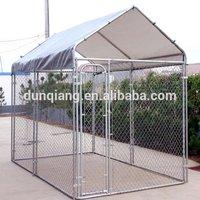 wire mesh fencing dog kennel/dog kennel panel/pvc dog kennel