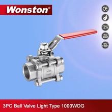 socket welded ball valve
