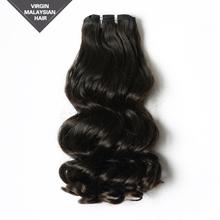 2015 New Qingdao VV Hair 100% Human Hair Bundles European Curl Virgin Raw Unprocessed Virgin Malaysian Hair