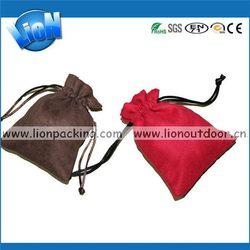 Popular new arrival faux suede shoulder bag