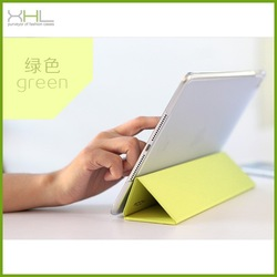 Rock leather flip stand tablet protective cover case for ipad air 2 cases