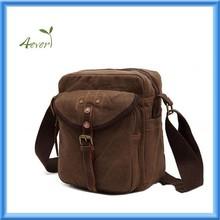 Vintage Canvas Satchel School Army Military Shoulder Bag Messenger Bags Old school vintage messenger bag