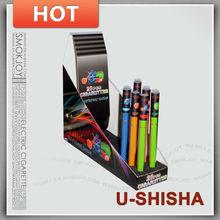 best selling galss hookah shisha time pens/glass shisha