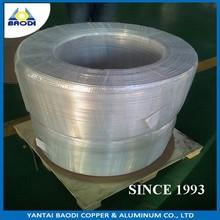 GBT standard di porcellana venditore di alta qualità 1050 ricotto tubo di alluminio peril radiatore