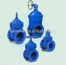 various size stock stem gate valve