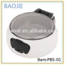 ABS pet sensor bowl dog feeder dog and cat bowl sensor pet bowl