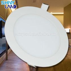 China Manufacturer New item 3W aluminium panel light frame made in China
