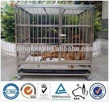 Hot sale Galvanized steel dog kennel