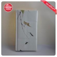 Custom creative design print pattern notebook made in China