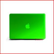 Plastic material laptop case for macbook air 13 case