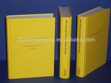 A3 A4 Custom high quality print hardcover