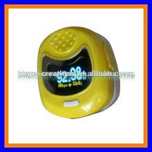 Color de la pantalla eléctrica contador de pulso