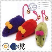 New design Plush Pet Products plush toy mouse