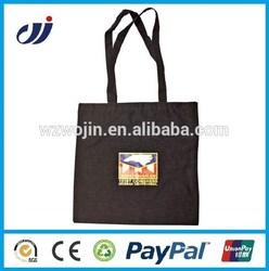 Colorful promotion cotton shopping bag/plain cotton bag drawstring/recyclable shopping cotton bag
