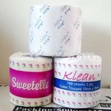2014 Hot Sell Toilet Paper,Economic toilet rolls,bathroom tissue paper