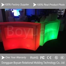 Interactive bar table system led bar table, the pub bar counter