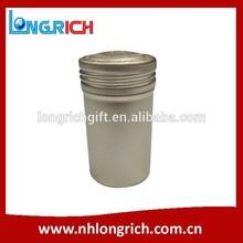 High quality Aluminium Cosmetic Box Wholesale / Metal Cosmetic Box Packing