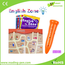 New arriving best Shenzhen professional point electronic magic pen for kids learning