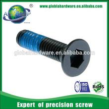 hex socket bolt, mild steel skid resistance small machine screws