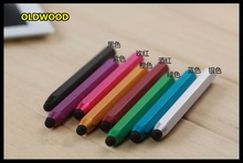2014 Colorful plastic screen touch pen, hot sale touch pen