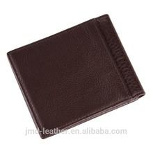 JMD Coffee Genuine Cowhide Leather Man Wallet Hot Sell Bag #8055C
