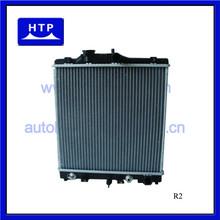 aluminum radiator for Honda H1219