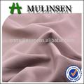 حار بيع رخيصة mulinsen النسيج المنسوجة عادي مصبوغ البوليستر الخوخ الصوف سوق الأقمشة في دبي العباءة