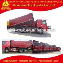 2015 cheap HOWO 6X4 10-wheel dump truck for sale