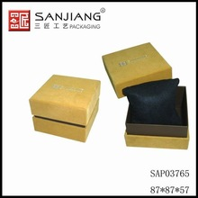 Hot sale jewelry display box gift box for jewelry packing with pouch SAP03765