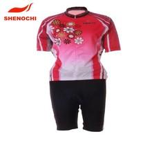 best selling bike team cycling cycle clothing mens short sleeve jersey bib shorts set