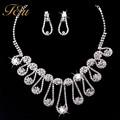 joyería de moda de europa popular de plata chapado en nueva llegada collar vintage fu556
