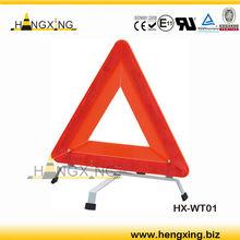 HX-WT01 42.5cm Warning Triangle Kit with Cloth