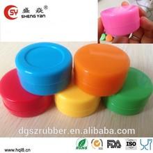 mini cheap butane hash oil silicone container