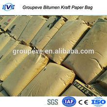 3 Layer Bitumen Packing Kraft Paper Bag