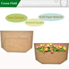 Green Field Decoration Garden Hanging Vertical Gardening Grow Bags