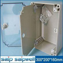 300 200 160mm Mid-door wall mounted plastic storage box