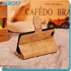 simple style genuine wallet leather cell phone case for iphone 6 case