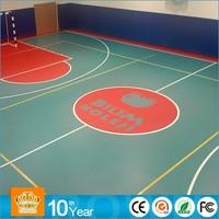 Crown Acrylic Resin Outdoor basketball court floor paint