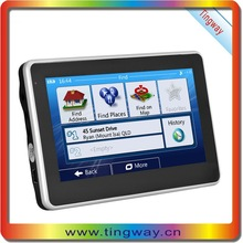 Factory Tingway Brand Auto GPS/GPS Navigation with Free Maps and 1 Year Warranty